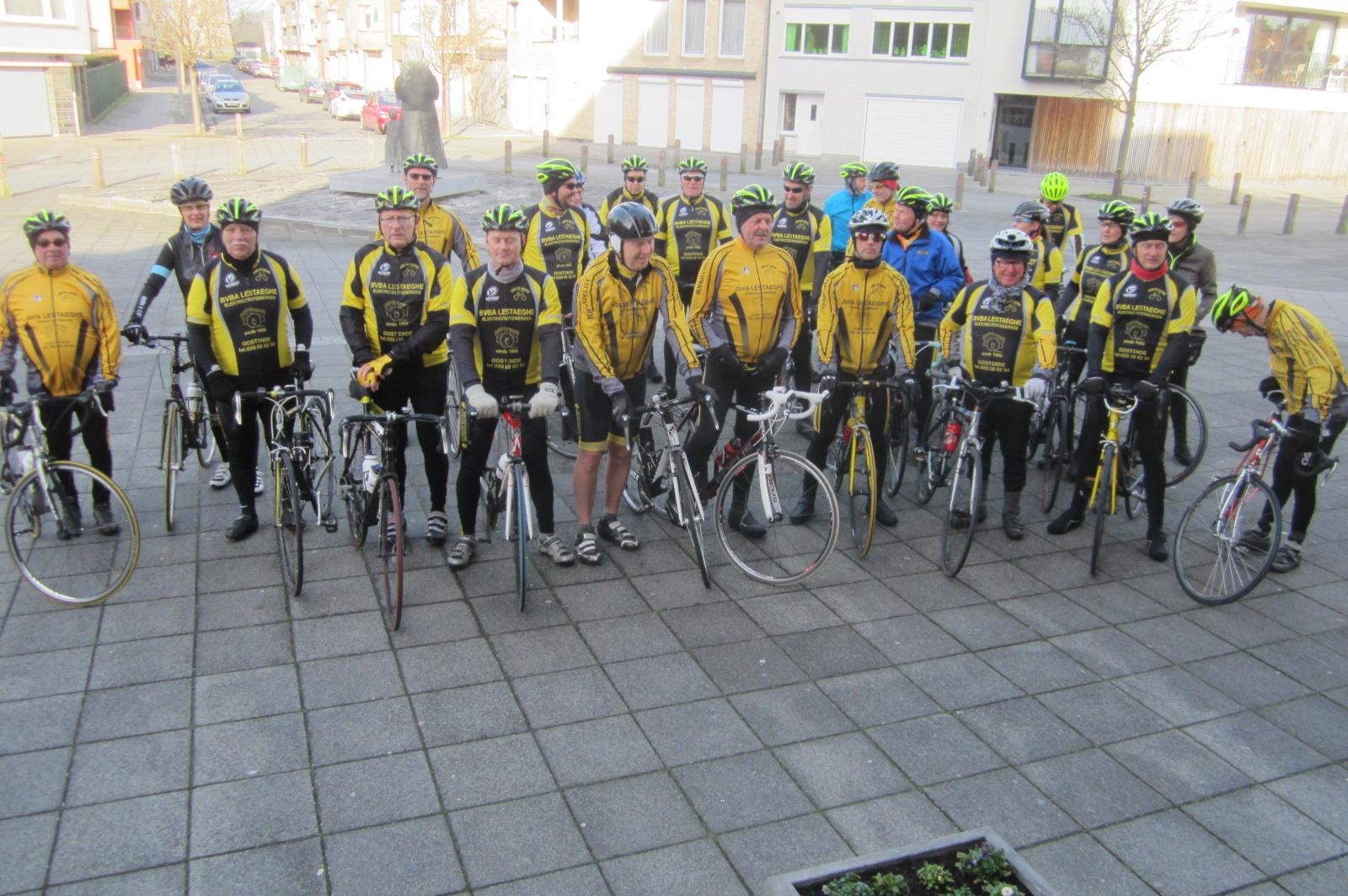 Fietszegen fietsploeg De Korre – KWB