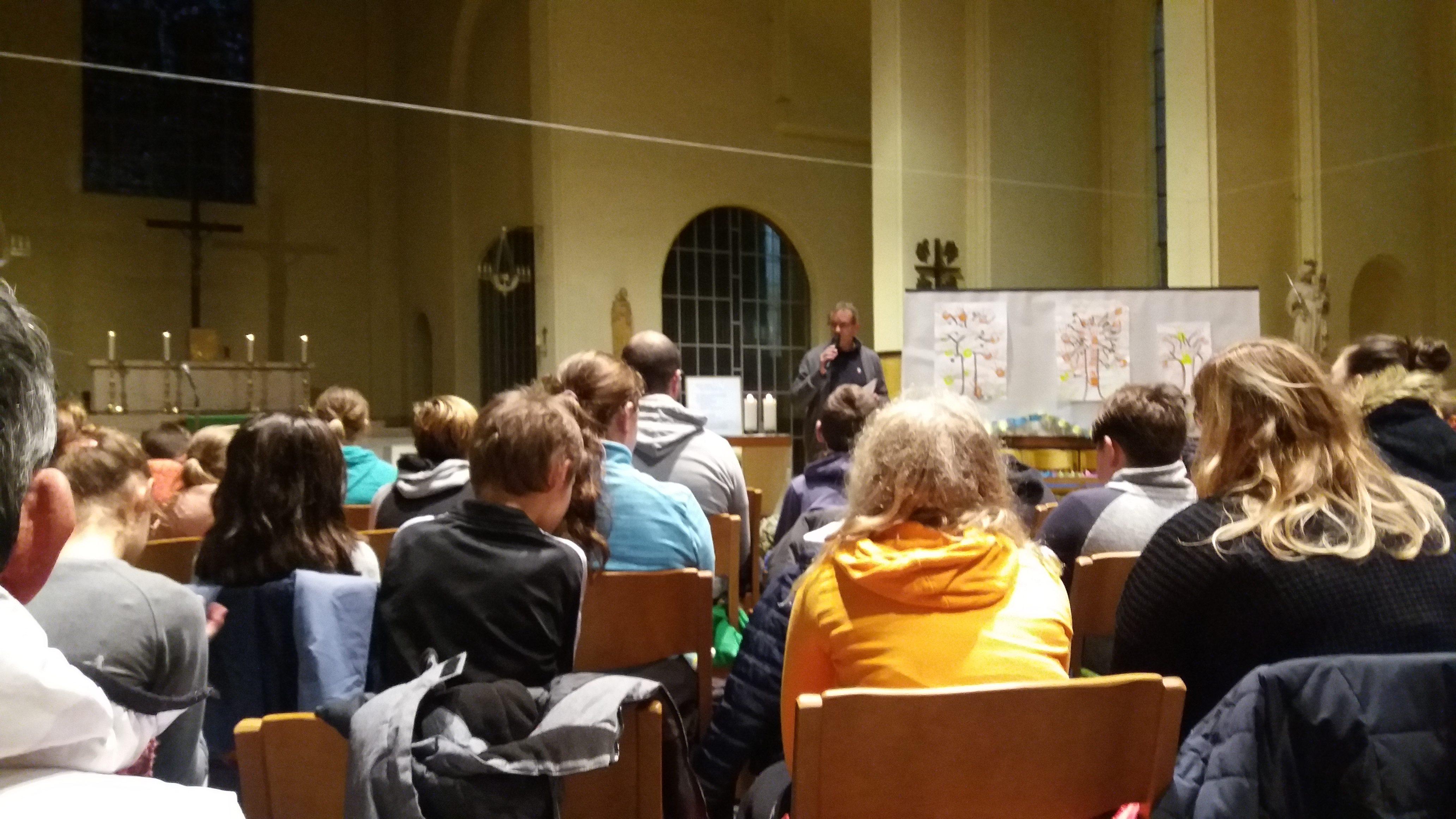 Eerste communie: infoavonden St.-Jozef en St.-Rikier