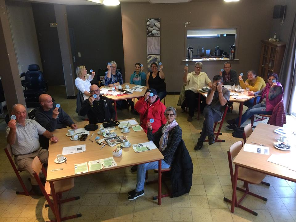 Eerste algemene vergadering van vzw Welzijnsschakel De Caproen