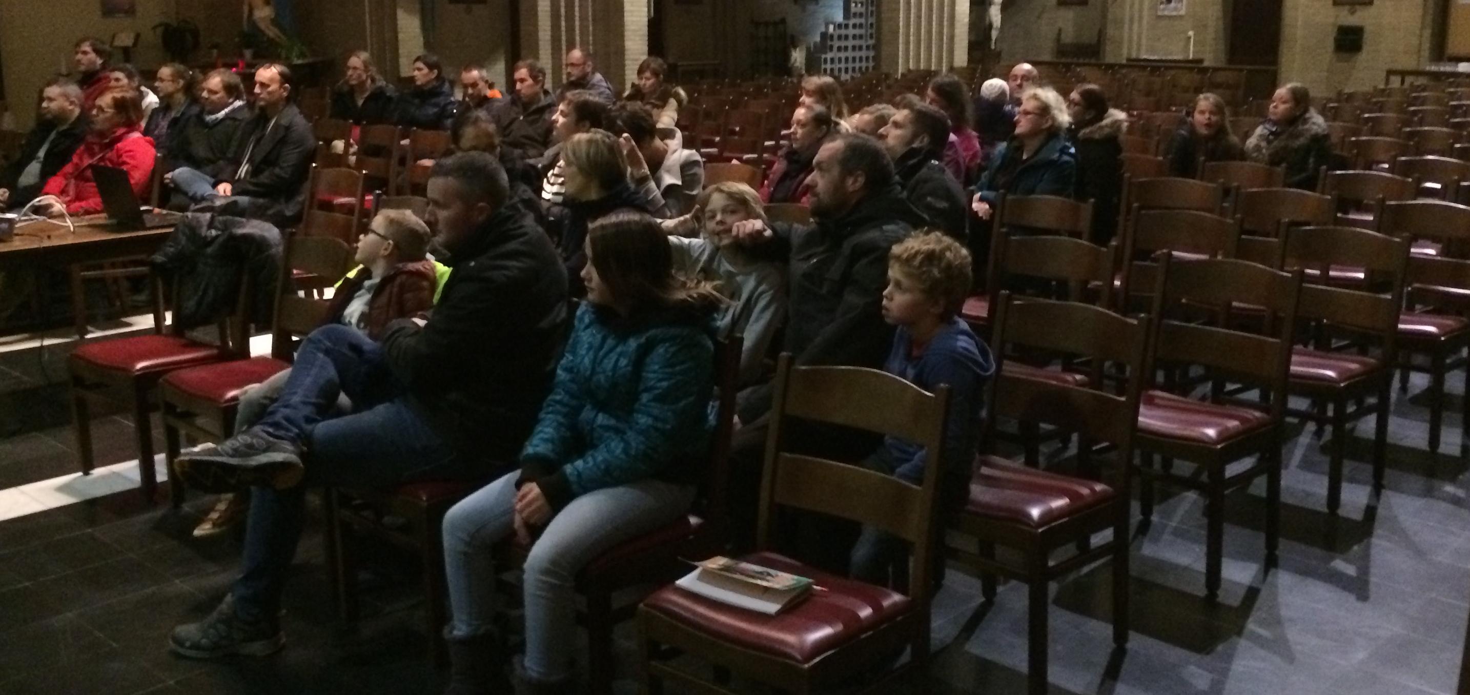 Infoavond Eerste Communie St.-Theresia