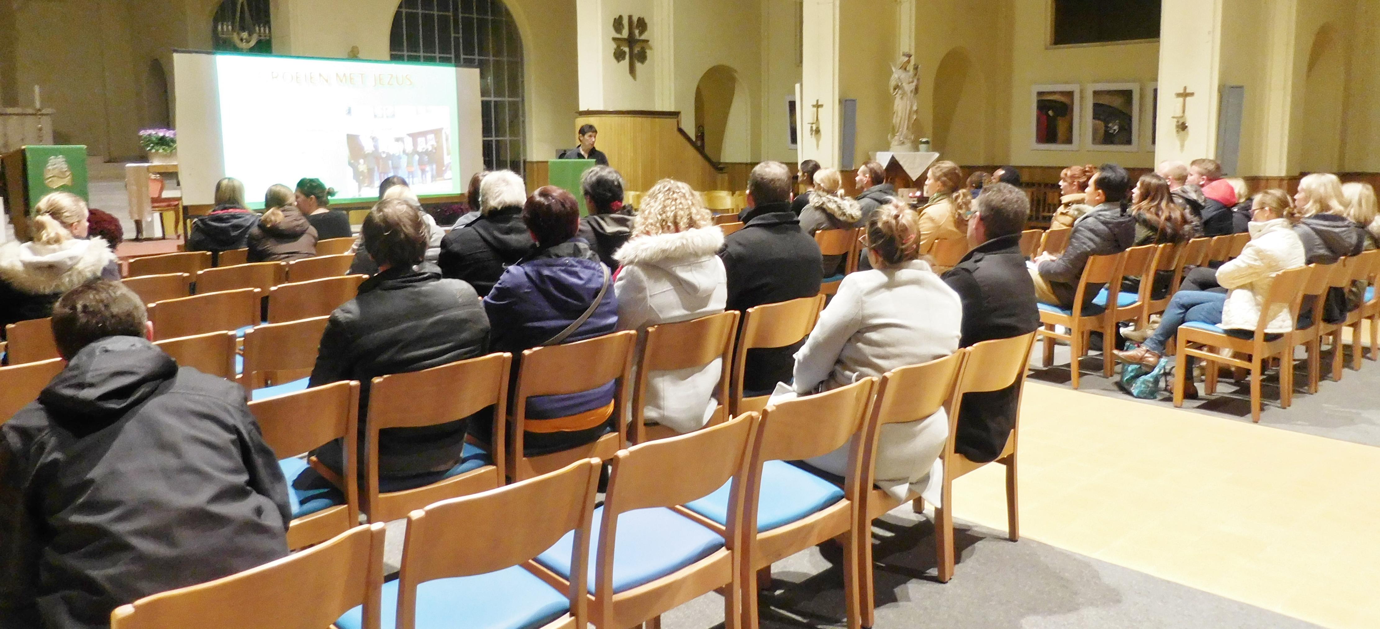 Infoavond eerste communie Sint-Jozef