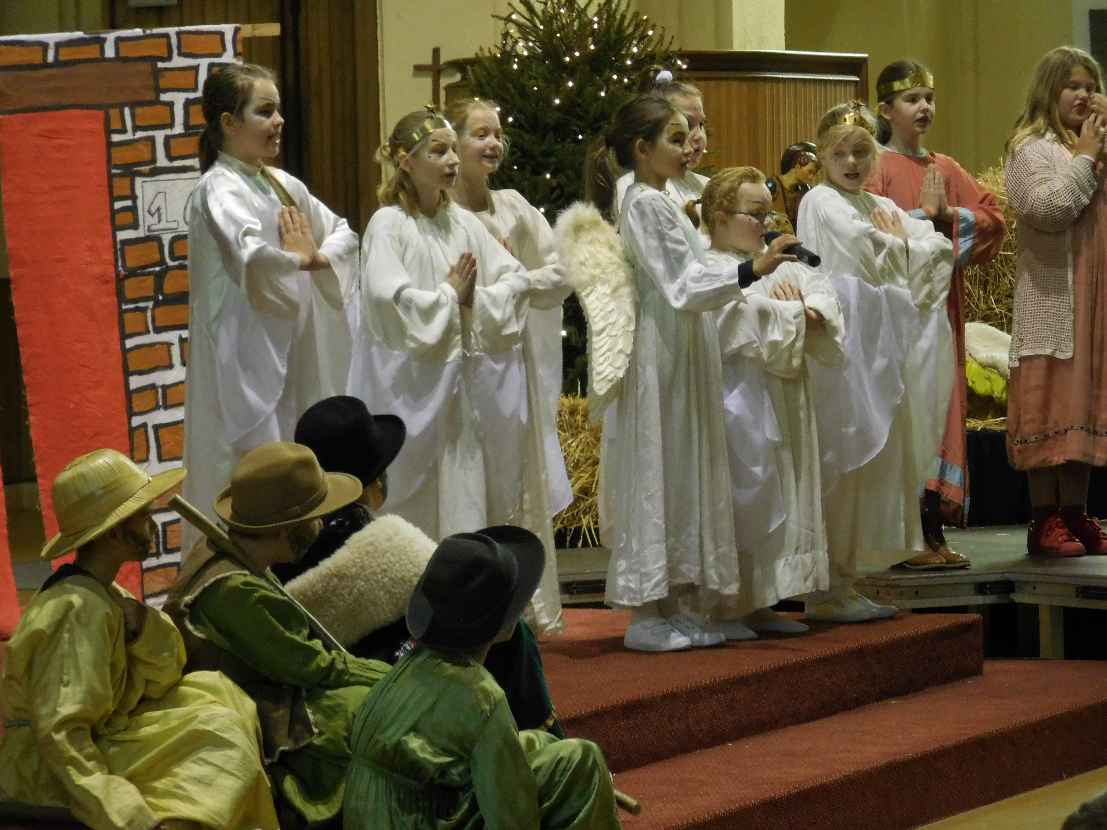Kerstmusical Don Boscoschool