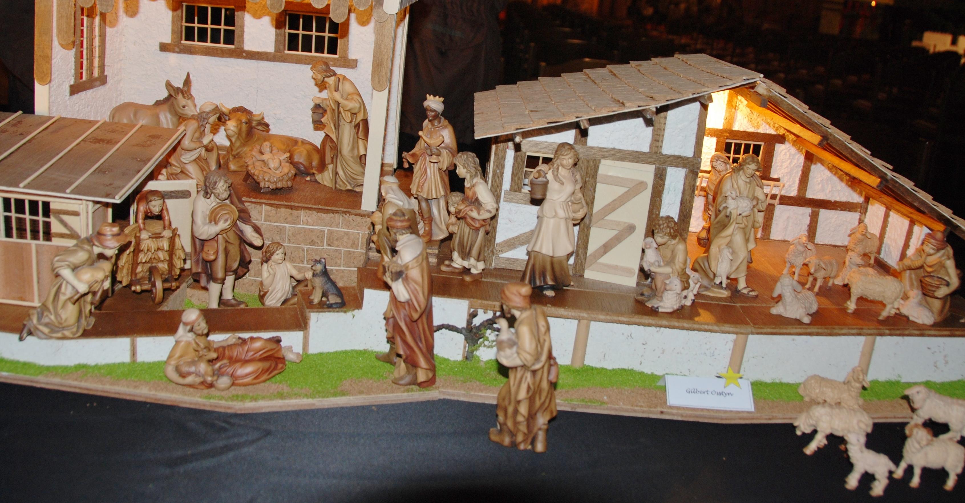 OKRA Bredene viert Kerst