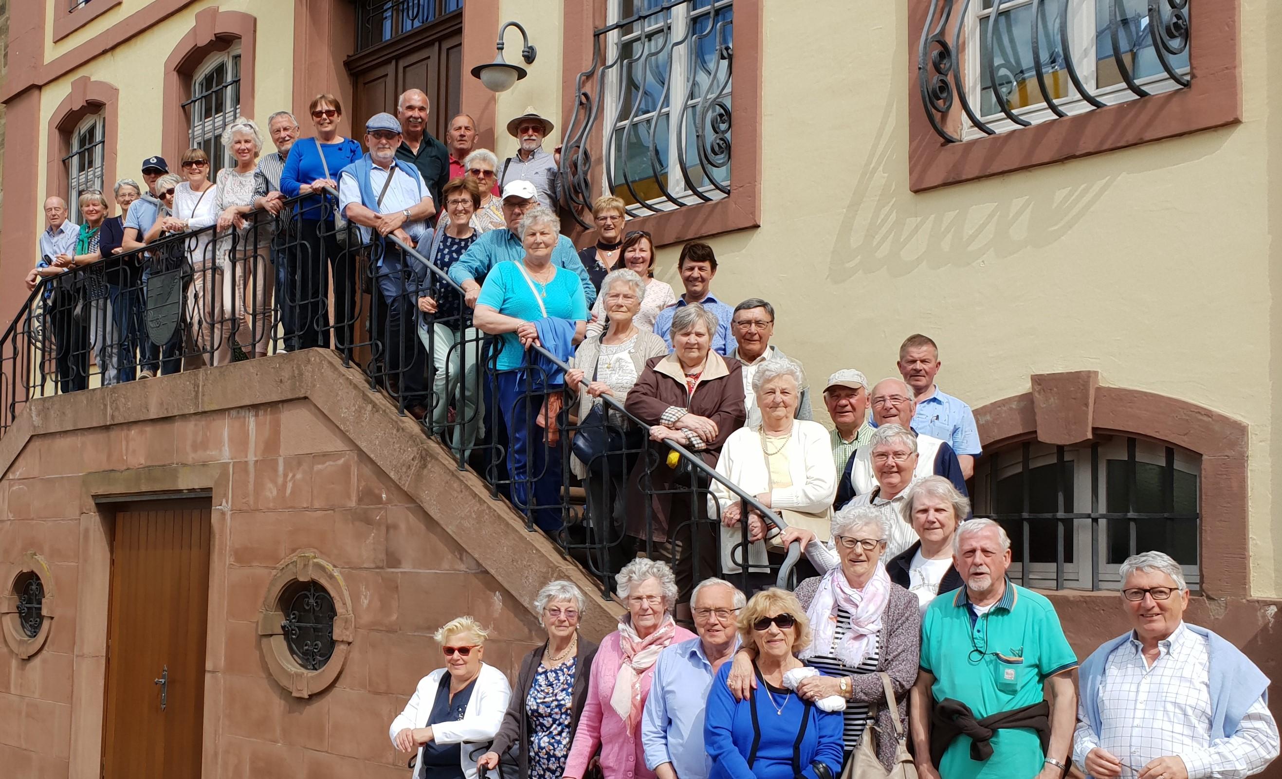 Bredense CD&V-senioren naar de Moezel