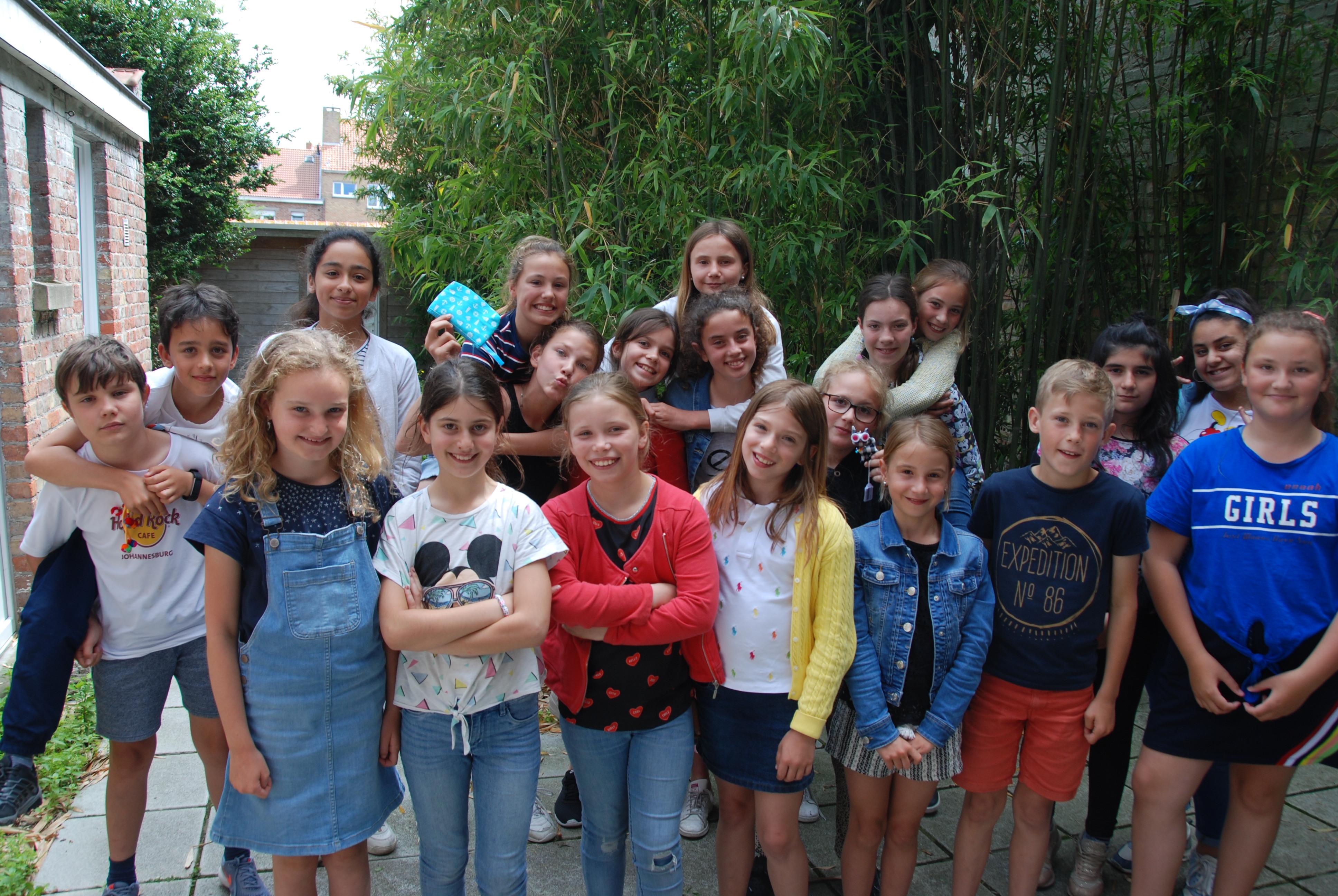 Kinderkoor OLVO-Vuurtorenwijk eindigt schooljaar in schoonheid