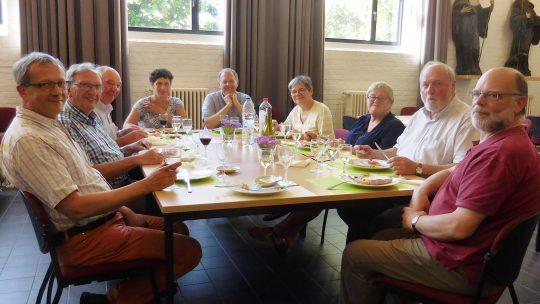 Planningsdag federaal team Bredene-Vuurtoren