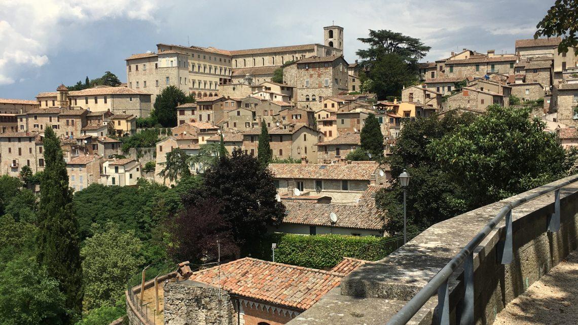 Reis naar Assisi
