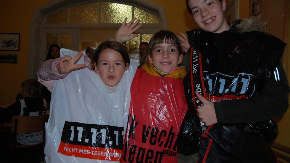 Geslaagde 11.11.11.-actie op de Vuurtorenwijk