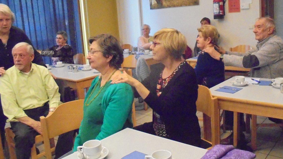 Samana Bredene zorgt voor een ontspannende massage