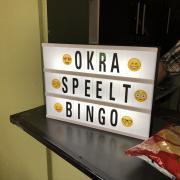 Bingo bij OKRA Vuurtoren