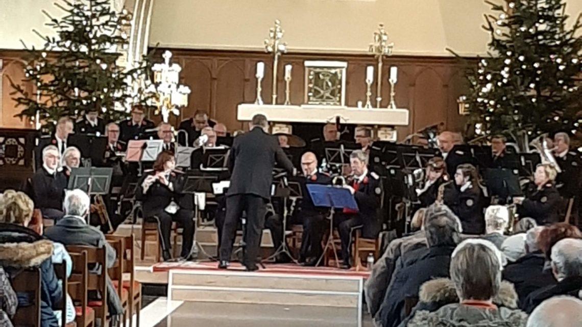 Nieuwjaarsconcert in de St.-Theresiakerk