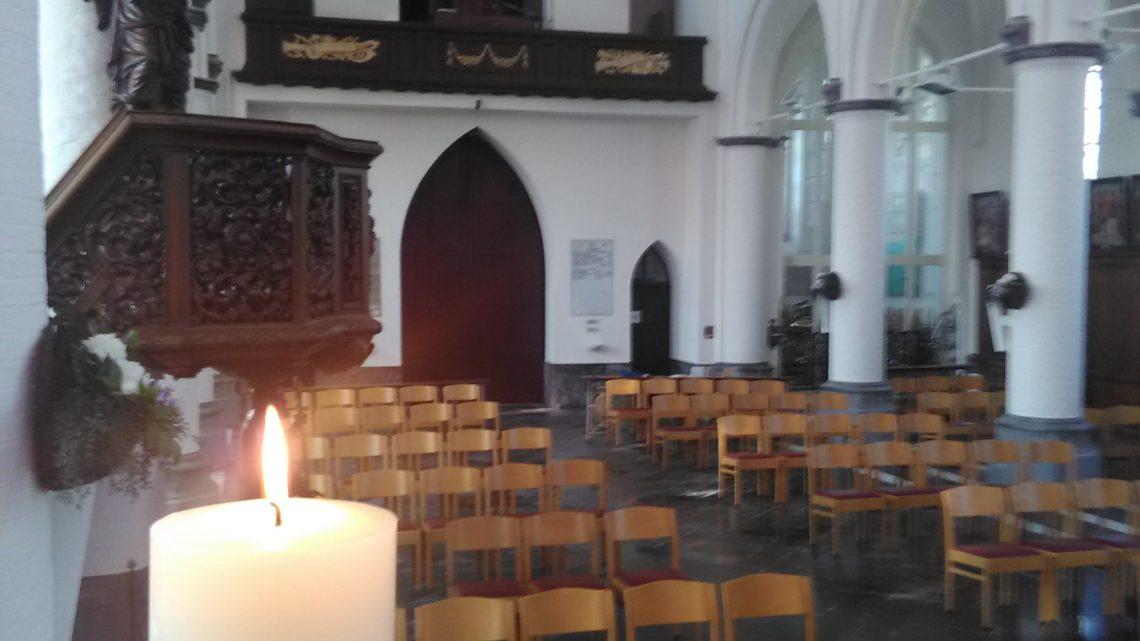 Heropstart vieringen in alle kerken