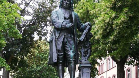 Op zoek naar sporen van Bach, Luther, Goethe en Schiller (deel 1)