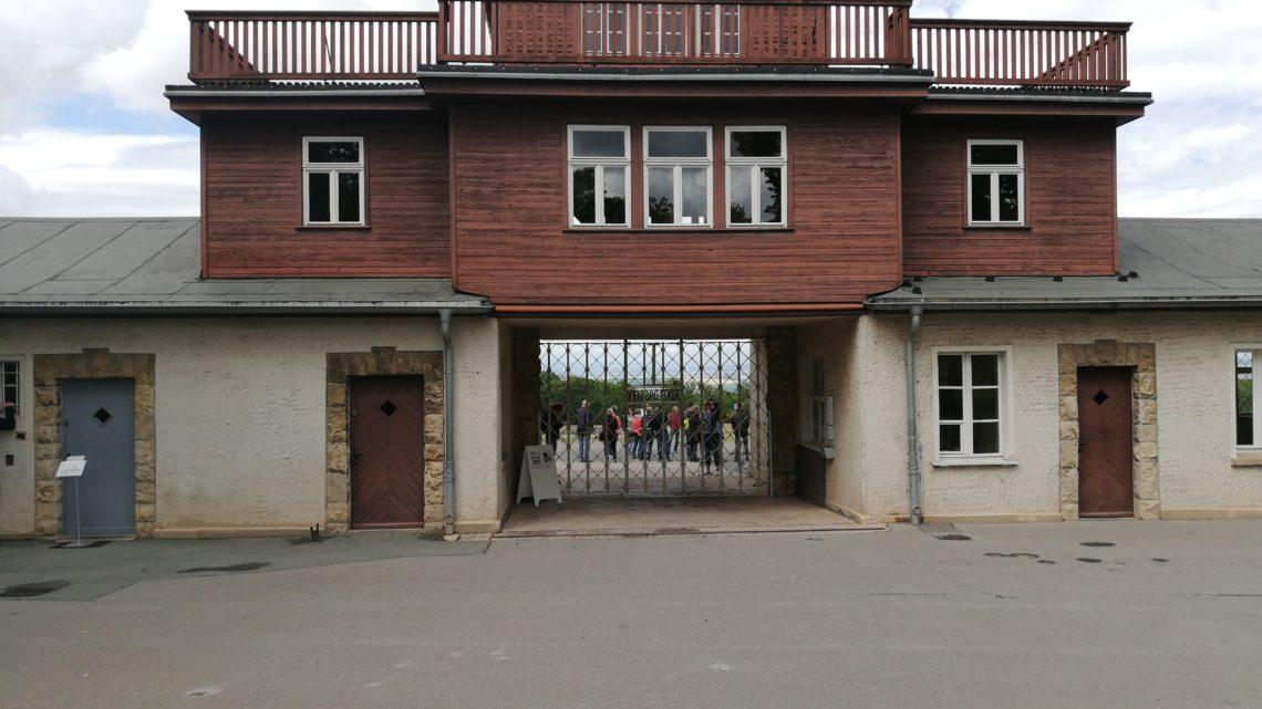 Op zoek naar sporen van Bach, Luther, Goethe en Schiller (deel 2 – Buchenwald)
