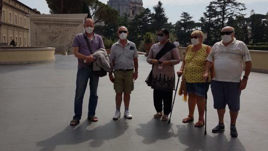 Als pelgrims naar Rome – deel 2