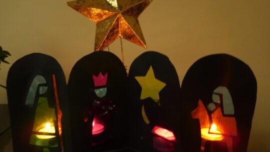 In deze Adventstijd bereiden we ons verder voor op het Kerstfeest