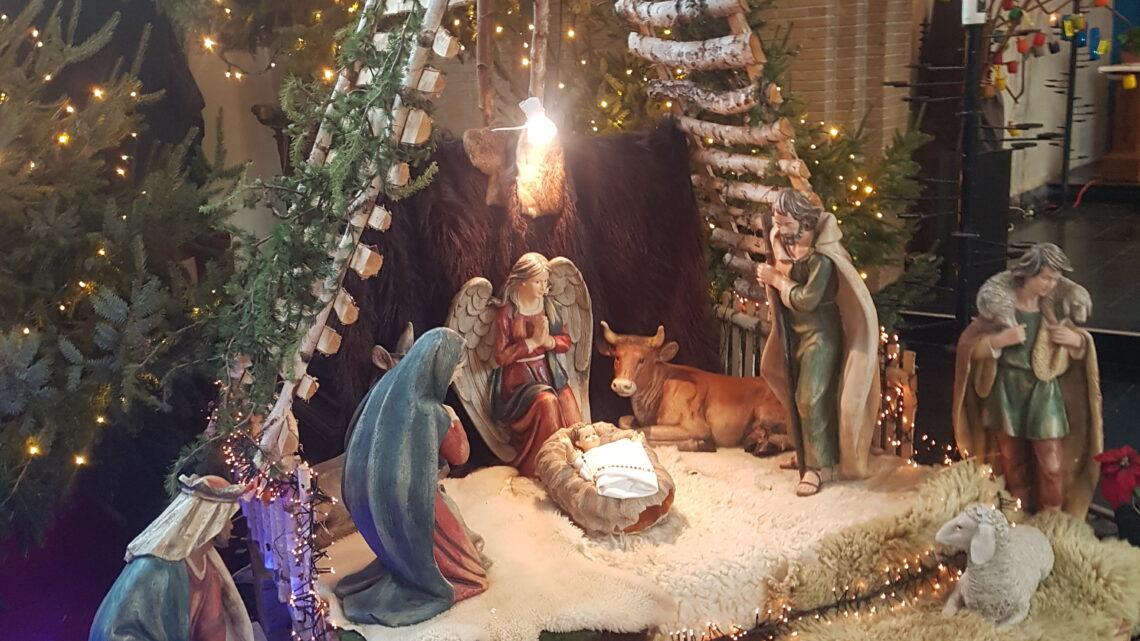 Relaas van een kerstwandeling in onze PE Galilea