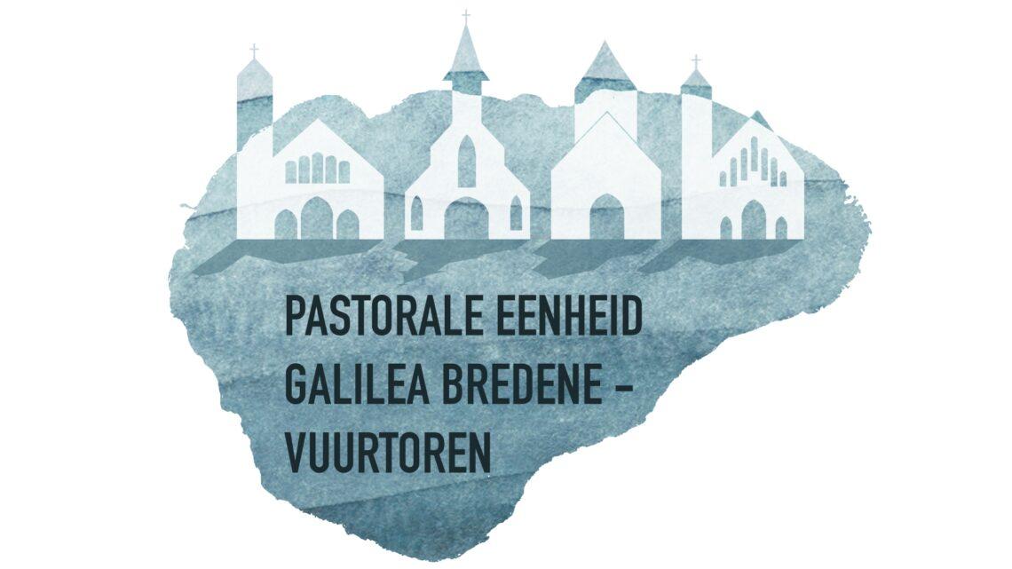 Logo PE Galilea Bredene-Vuurtoren vernieuwd