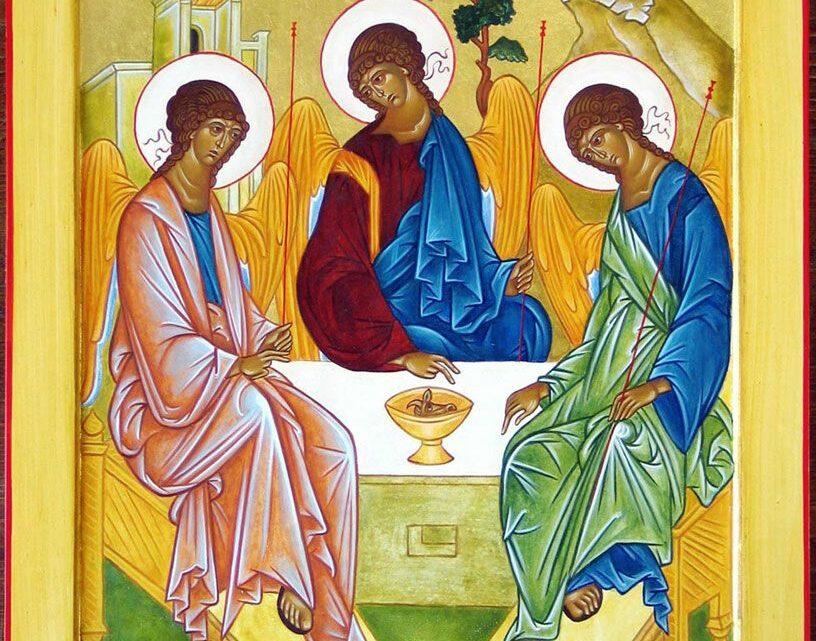 Lezingen bij het Feest van de Heilige Drie-eenheid