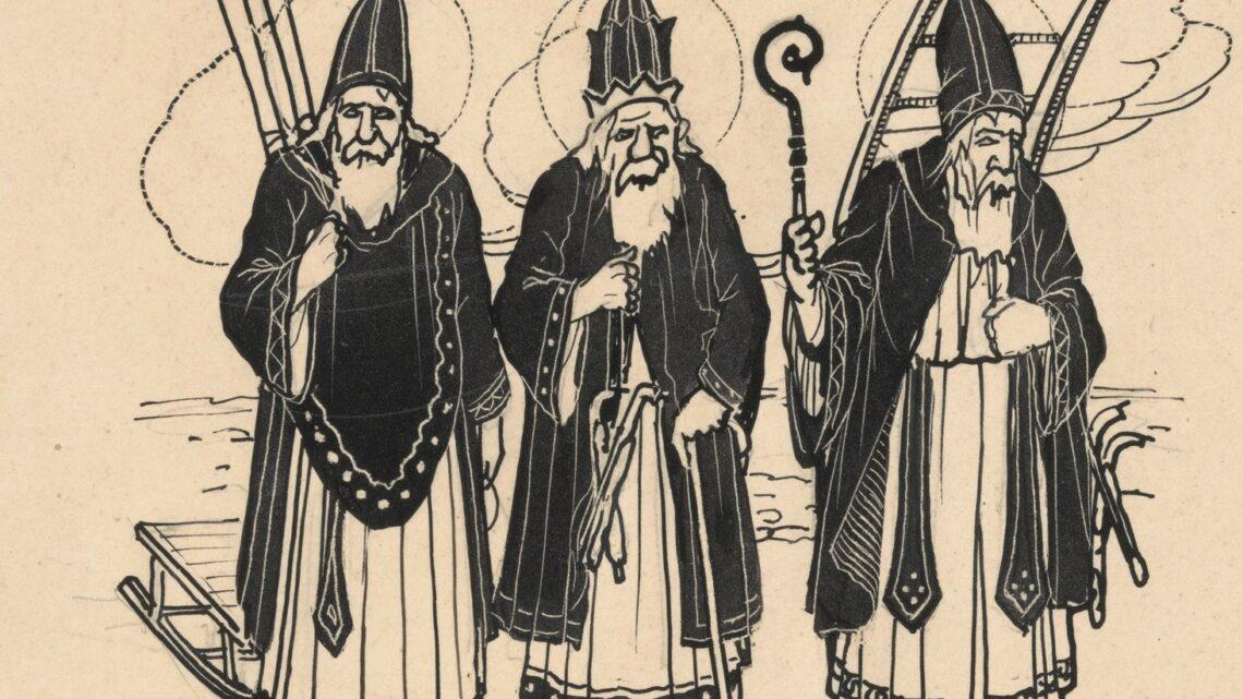 Pancraas, Servaas en Bonifaas: onze ijsheiligen