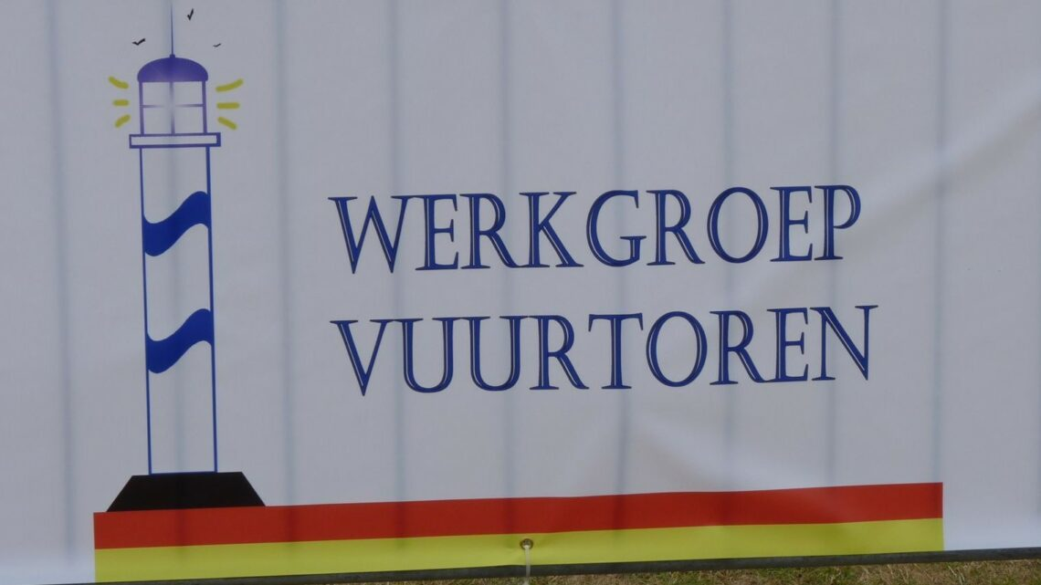 Koninklijke Werkgroep Vuurtoren mag 50 kaarsjes uitblazen