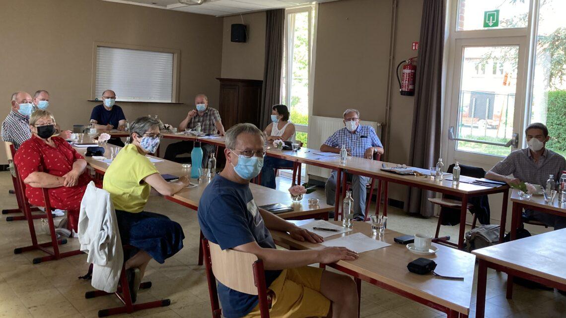 Planningsdag PE Galilea Bredene-Vuurtoren