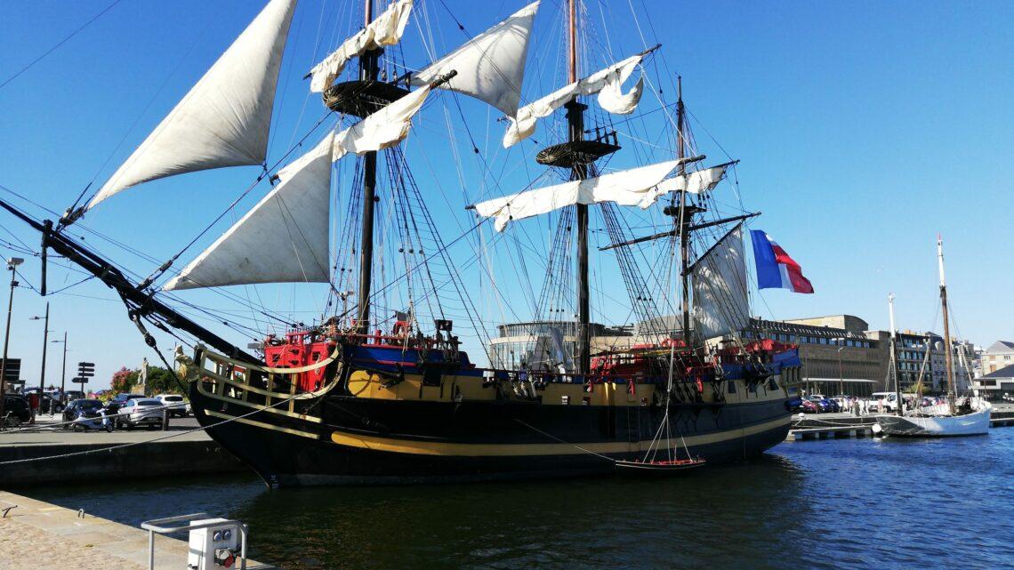 Al die willen te kap'ren varen moeten in Bretagne zijn – deel 1