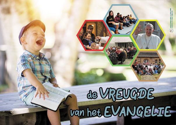 'De vreugde van het evangelie – nieuwe grondtoon 2021-2022