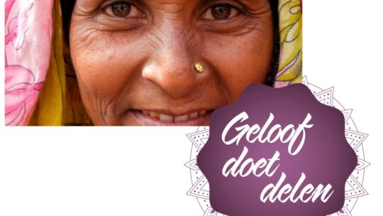 Geloof doet delen – Missio Campagne 2021